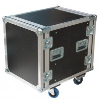 10U Rack Case 370mm deep - Ideal for Avid Venue Stage 64 Rack