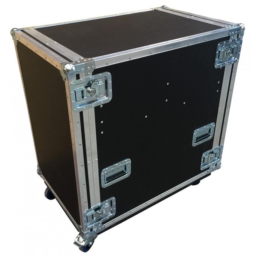 18U Rack Case With 11U Rack Metal Sleeve