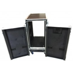 20U Shock Mounted Rack Case 700mm deep