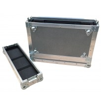 2U Rack Case 330mm deep for Denon DN500 Recorder