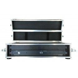 2U Rack Case 190mm deep for DVI Distributor VM-4HDCP KRAMER