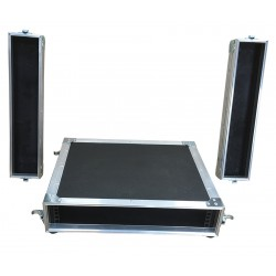 2U Rack Case 340mm deep for analog Way Pulse