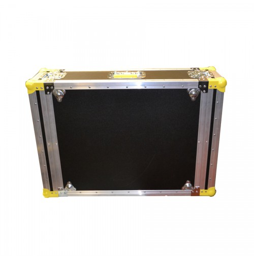 3U Rack Case foam mounted no sleeve