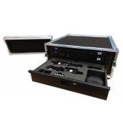 4U Rackmount Case For Shure ULXD4D Receiver