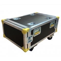 6U Rack Case 660mm deep