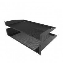 R1194/1UVK 1U Vented Rack Shelf