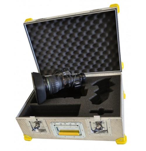 Canon HD XS, Canon HJ 14 - HJ 22 Zoom Lenses Rigidised Aluminium Case