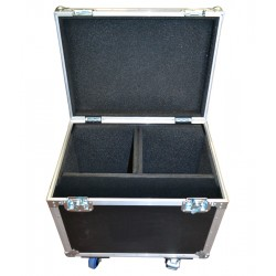 Speaker Case for 2 L'acoustics 8XT + brackets