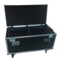 4ft Road Trunk with lid depth 90mm with divider set