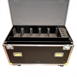 Road Trunk for 10 Bluebell Wireless Transmitters and Receivers