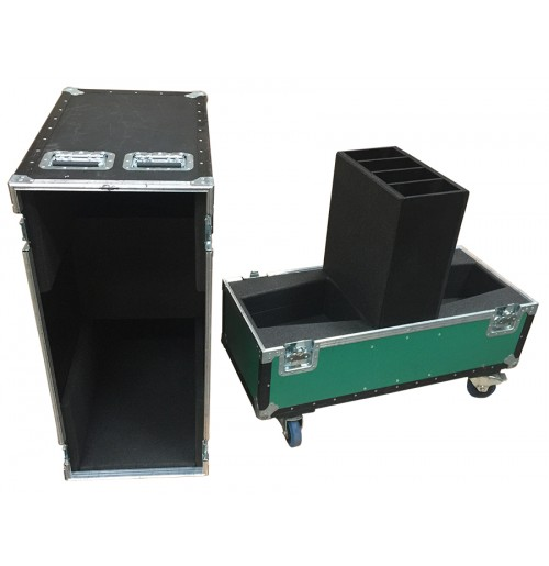 Road Trunk for Twin D&B Y7P Speakers