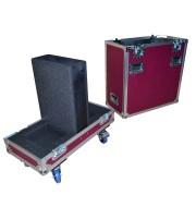 Flight Case for Speakers 2 x KV2 AUDIO EX26 - High Intelligibility Active Speaker System