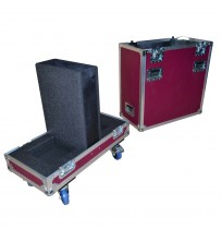 Flight Case for Speakers 2 x KV2 AUDIO EX26 - High Intelligibility Active Speaker System