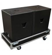 Flight Cases for Speakers Martin Audio S15