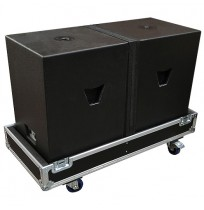 Flight Cases for Speakers Martin Audio S15