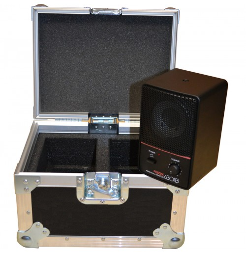 Flight Case for 2 Fostex 6301 N/X Speaker