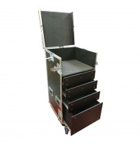 4 Drawer ToolBox Flight Case