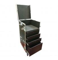 4 Drawer ToolBox Flight Case