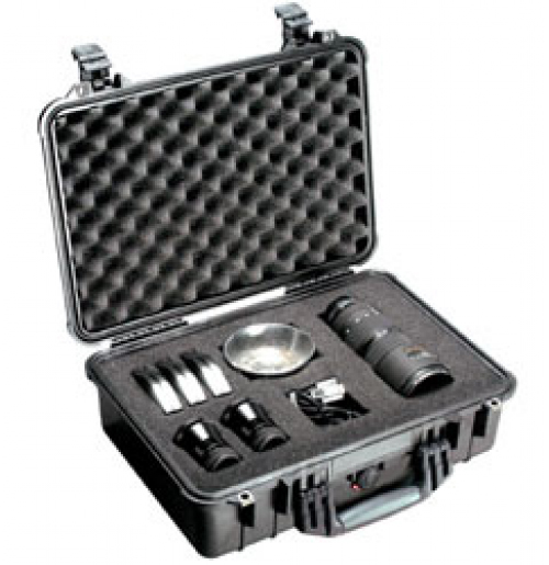 Peli 1500 Medium Waterproof Case