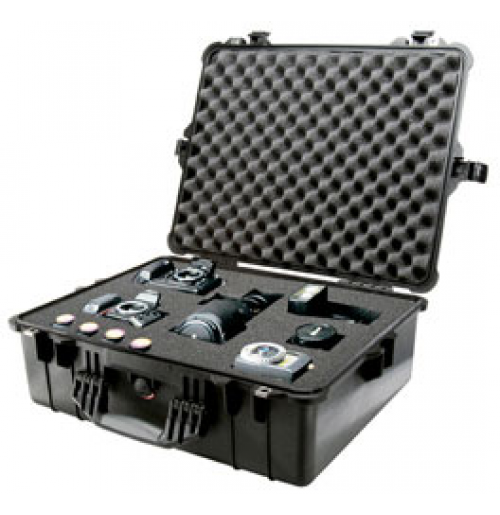 Peli 1600 Waterproof Medium Case