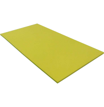 Foam cut to size Split Colours LD45 Black Top / Yellow #827497