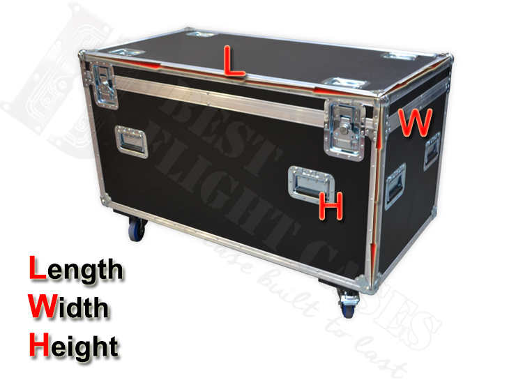 How we measure Trunk Cases