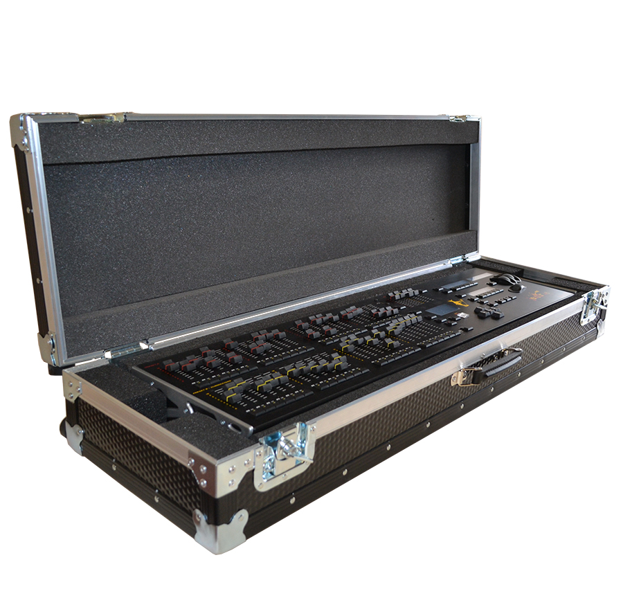Zeoro 88 Jester Ml48 Lighting Console Flight Case