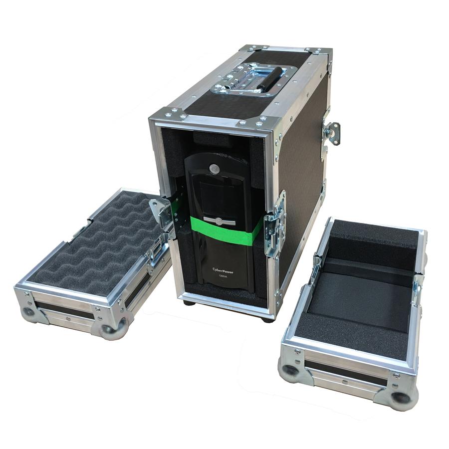 CyberPower 1350VA PC Flight Case
