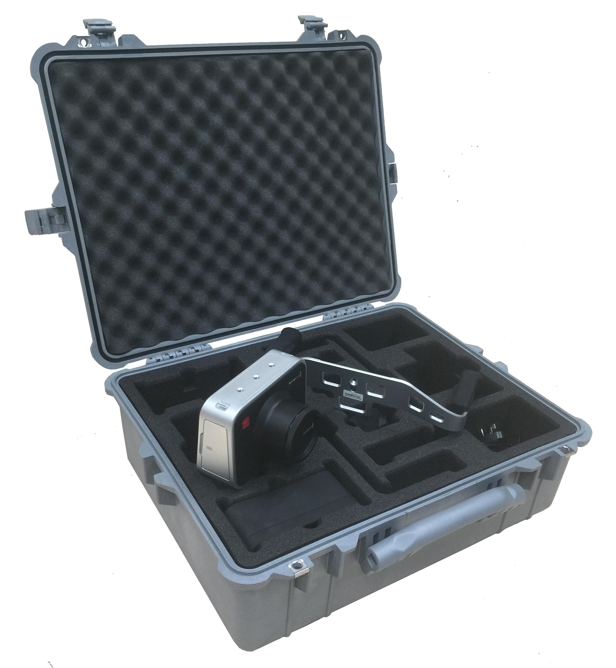 Foam For Bmd 4k Camera Kit Fit Peli 1600