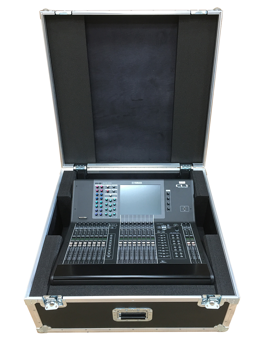 Case For Audio Mixer Yamaha Cl1